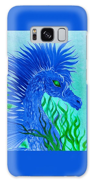 Cool Sea Horse Galaxy Case
