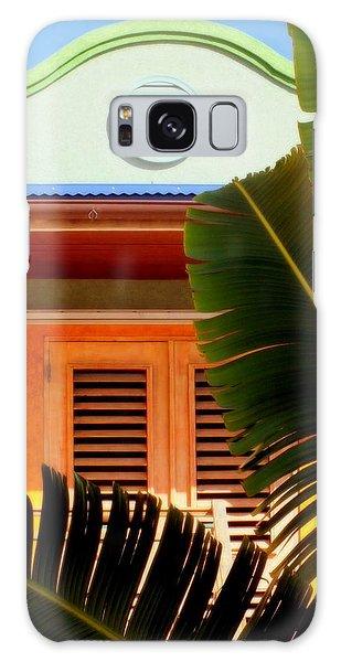 Cool Tropics Galaxy Case
