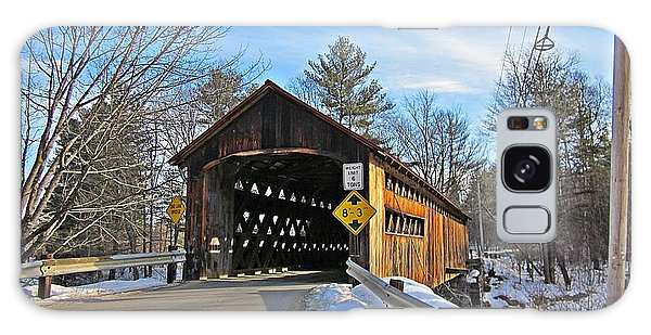 Coombs Covered Bridge Galaxy Case