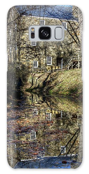 Cooper Grist Mill Galaxy Case