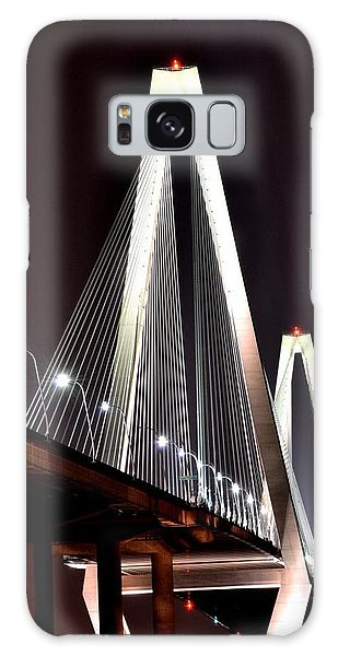 Cooper River Bridge  Galaxy Case