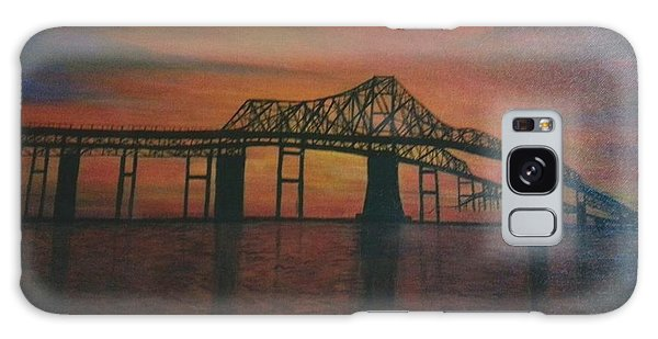 Cooper River Bridge Memories Galaxy Case