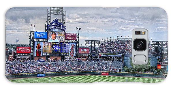 Coors Field Galaxy Case