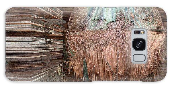 Copper Ball Galaxy Case