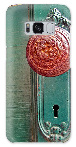 Copper Door Knob Galaxy Case