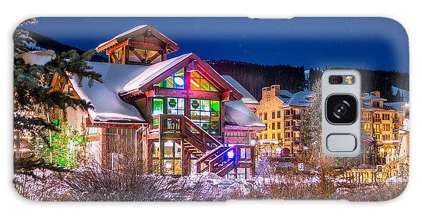Copper Mountain Pub Galaxy Case by Michael J Bauer