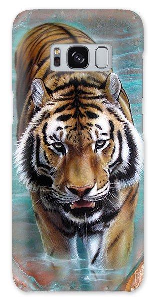 Copper Tiger 3 Galaxy Case