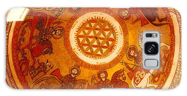 Coptic Martial Saints Galaxy Case