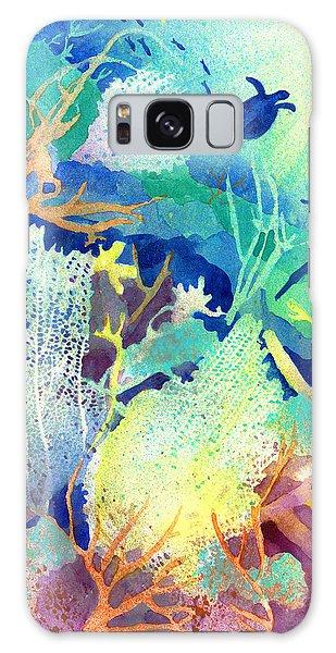 Coral Reef Dreams 2 Galaxy Case