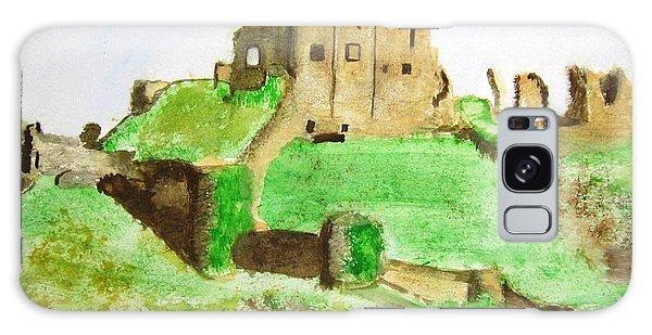 Corfe Castle Galaxy Case