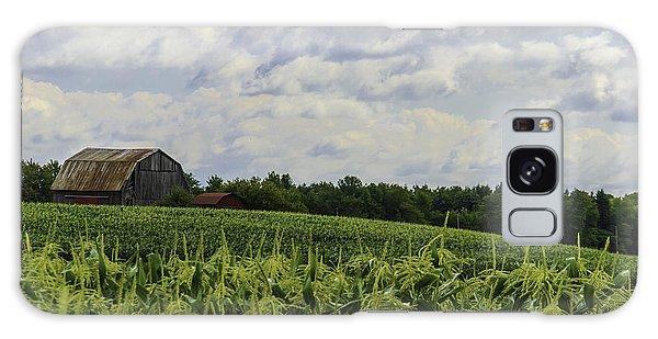 Wellsboro Galaxy Case - Corn Barn Hillock by Brian Rojo