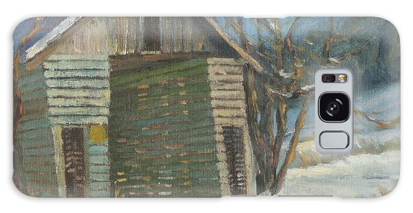 Corn Crib Galaxy Case