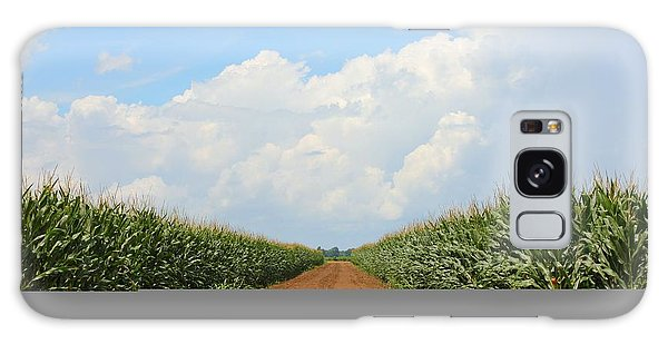 Corn Crops Of Ms Galaxy Case