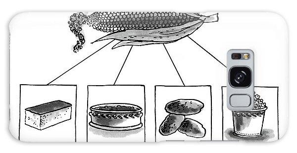 Corn Furures Galaxy S8 Case