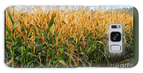 Corn Harvest Galaxy Case