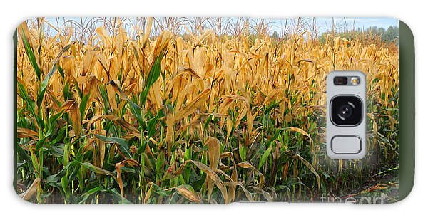 Corn Harvest Galaxy Case