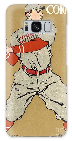 Cornell Baseball 1908 Galaxy Case