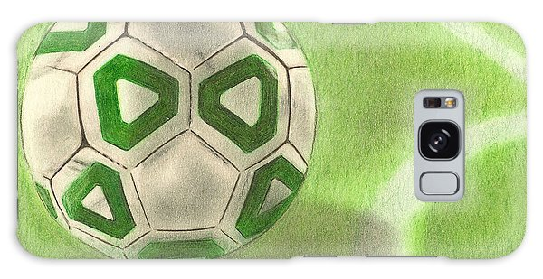 Corner Kick Galaxy Case