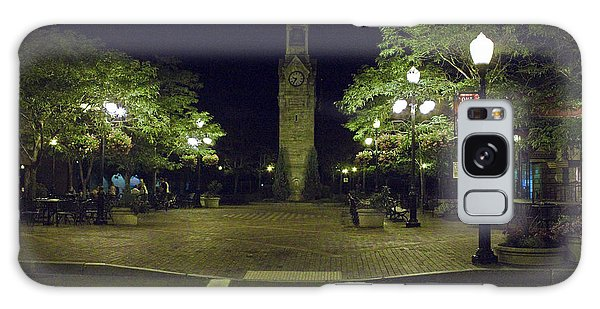 Corning Clock Tower Galaxy Case