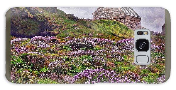 Cornish Countryside Galaxy Case