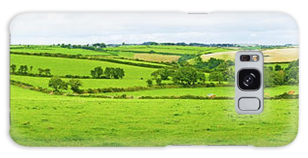 Cornwall Panorama Color Galaxy Case