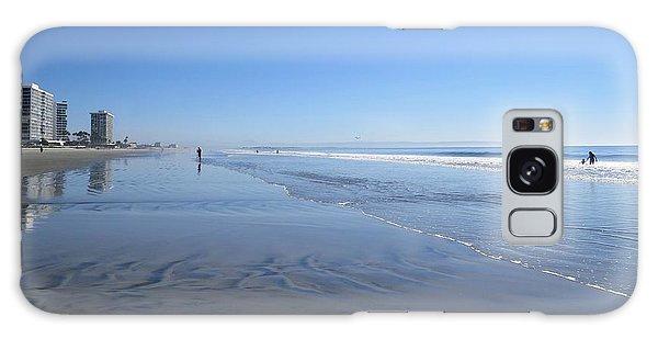 Coronado Beach Galaxy Case
