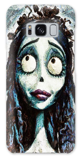 Corpse Bride Galaxy Case by Joe Misrasi