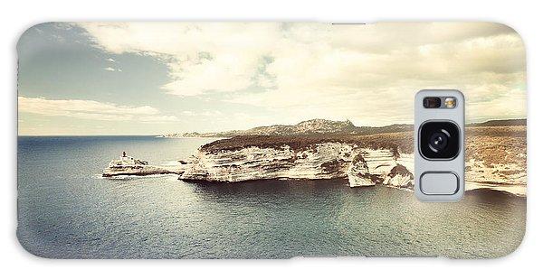 Corsica Winter Galaxy Case by Philippe Sainte-Laudy