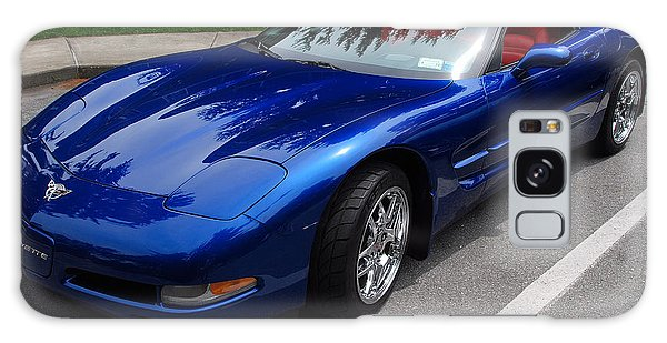 Corvette By Chevrolet At Fifty Galaxy Case