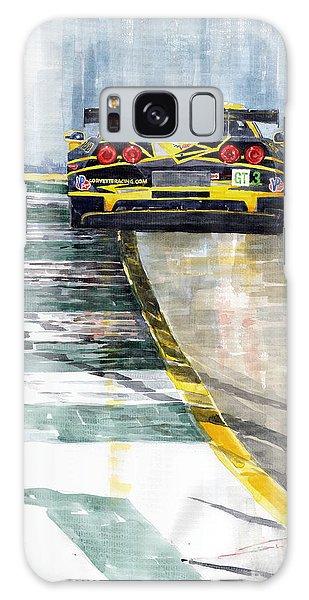 Sport Car Galaxy Case - Corvette C6 by Yuriy Shevchuk