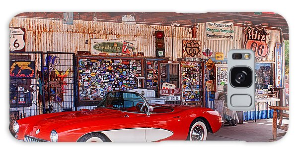 Corvette Drive Rt 66 Galaxy Case