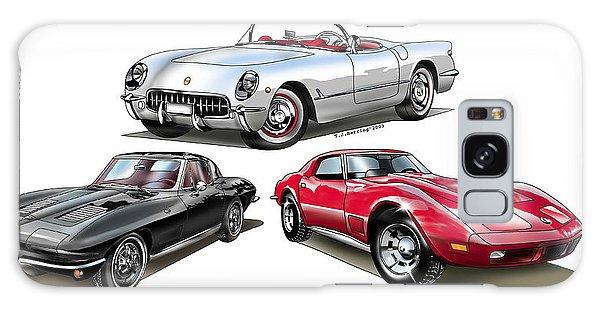 Corvette Generation Galaxy Case