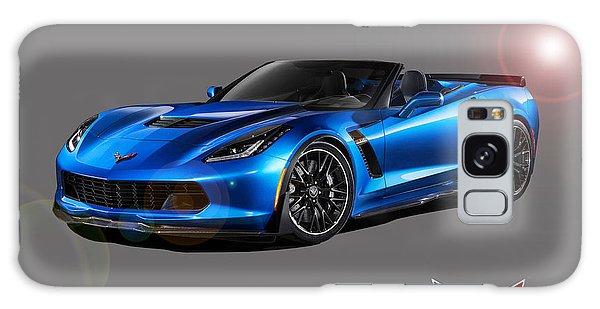 Corvette Z06 Convertible Galaxy Case