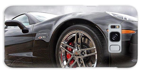 Corvette Z06 Galaxy Case by Gill Billington