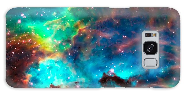 Cosmic Cradle 2 Star Cluster Ngc 2074 Galaxy Case by Jennifer Rondinelli Reilly - Fine Art Photography