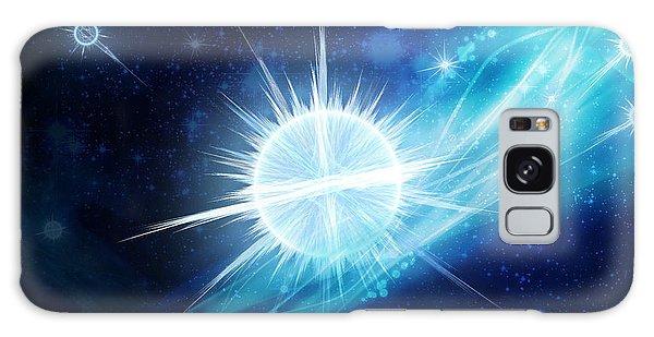 Cosmic Icestream Galaxy Case by Shawn Dall