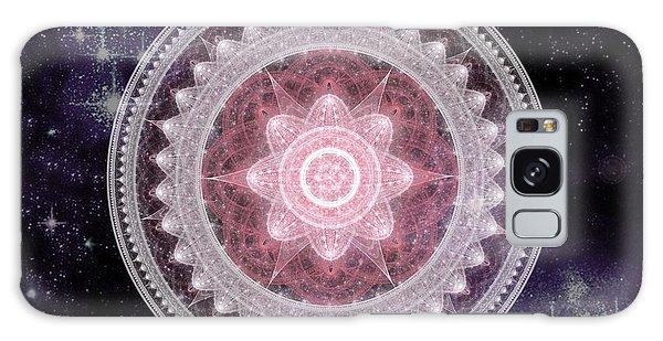 Cosmic Medallions Fire Galaxy Case by Shawn Dall