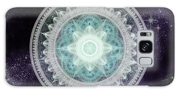 Cosmic Medallions Water Galaxy Case by Shawn Dall