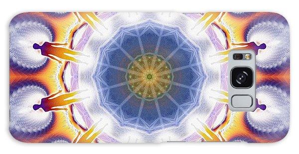 Cosmic Spiral Kaleidoscope 34 Galaxy Case