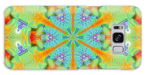 Cosmic Spiral Kaleidoscope 41 Galaxy Case