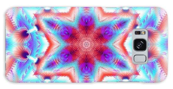 Cosmic Spiral Kaleidoscope 45 Galaxy Case