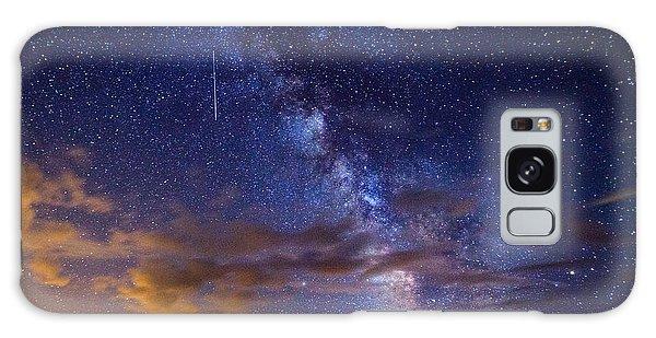 Cosmic Traveler  Galaxy Case