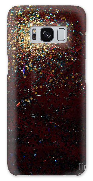 Cosmos Galaxy Case by Mark Holbrook