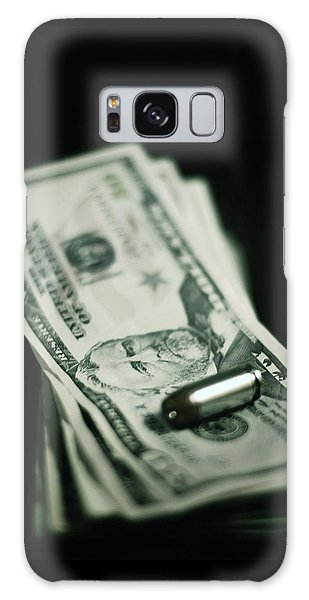 Cost Of One Bullet Galaxy Case
