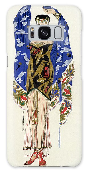 Influence Galaxy Case - Costume Design For A Dancing Girl by Leon Bakst