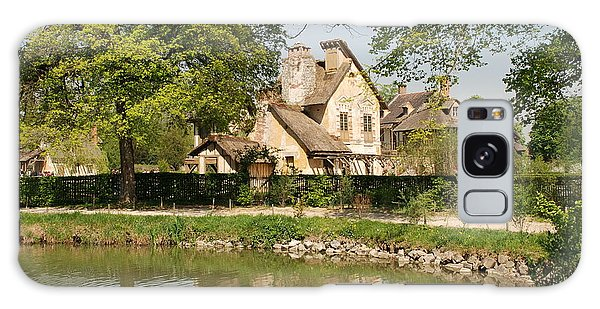 Cottage In The Hameau De La Reine Galaxy Case