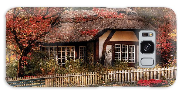 House Galaxy Case - Cottage - Nana's House by Mike Savad