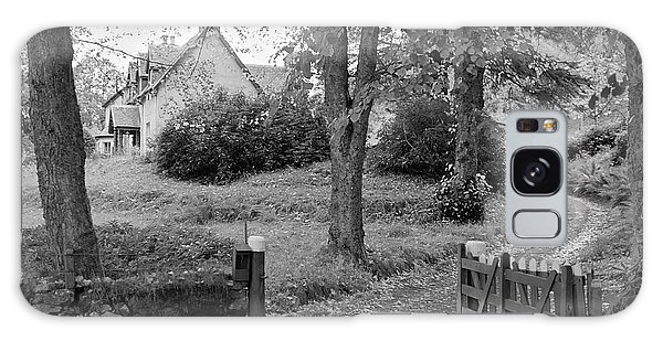 Cottage On Loch Ness - Scotland 1972 - Travel Photography By David Perry Lawrence Galaxy Case by David Perry Lawrence