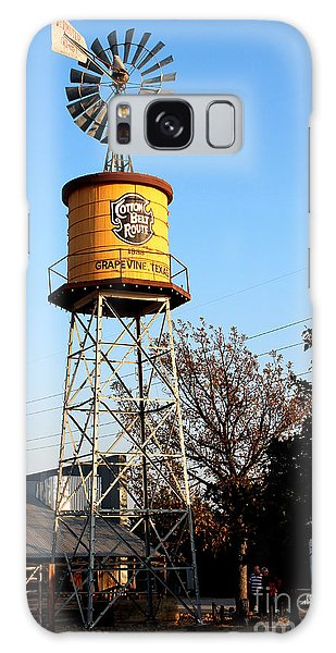 Cotton Belt Route Water Tower In Grapevine Galaxy Case