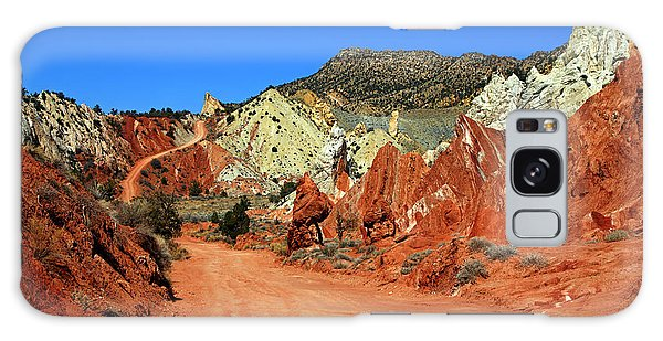Cottonwood Canyon Road IIi Galaxy Case by Daniel Woodrum